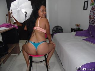 I'm A Camwhoring Beautiful Chick, My ImLive Model Name Is AlheliQueen77, I'm 28 Yrs Old