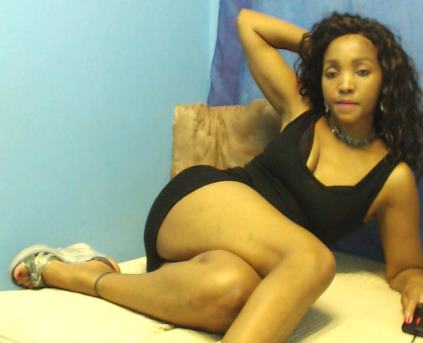 The adult video chat host theme